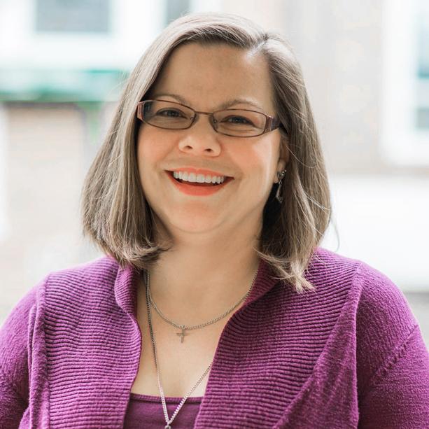 Heidi Piper Warner : Parish Administrator